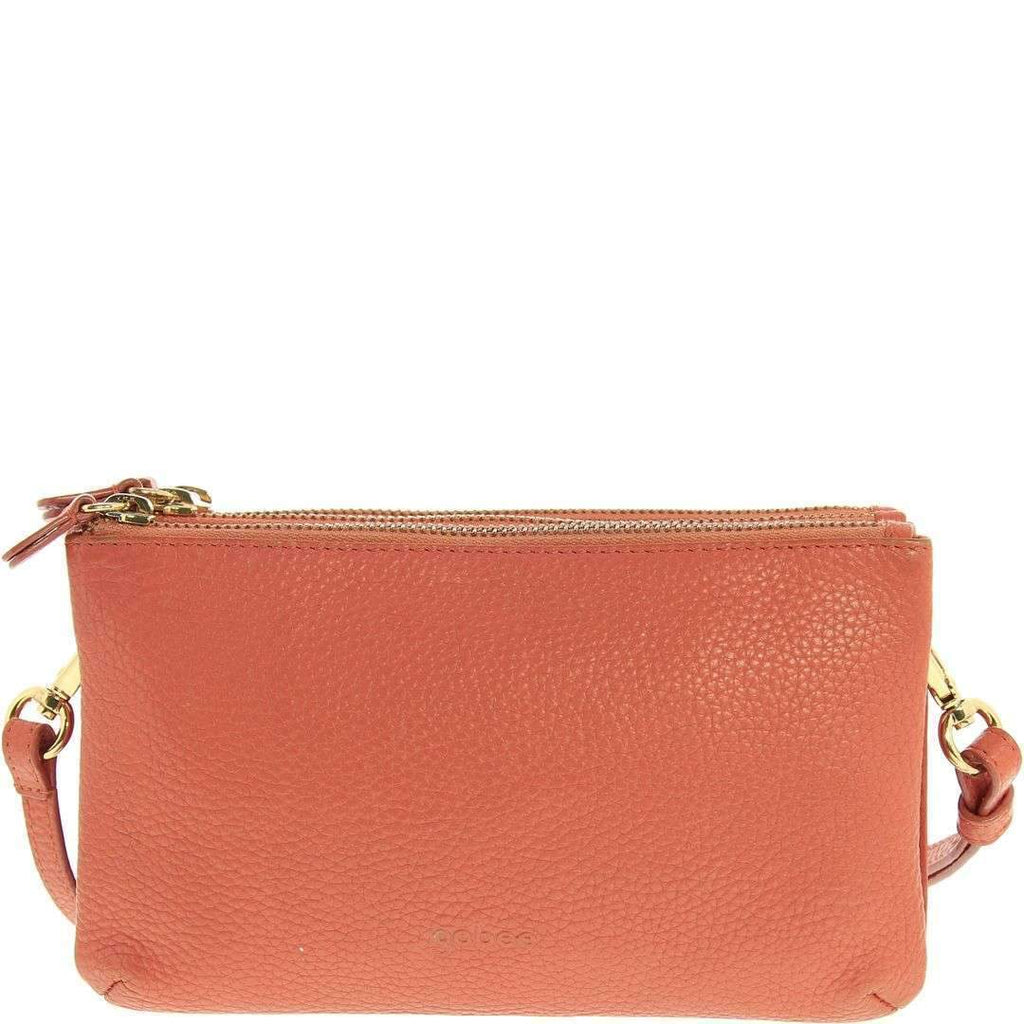 Ciara Leather Crossbody Bag