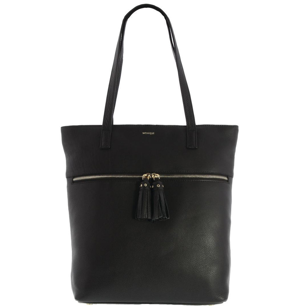 Isla Leather Tote