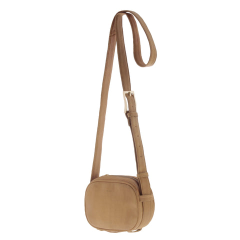 Aurelio Leather Flap Crossbody