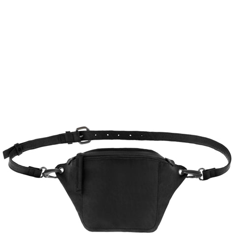 Aria Leather Studded Crossbody