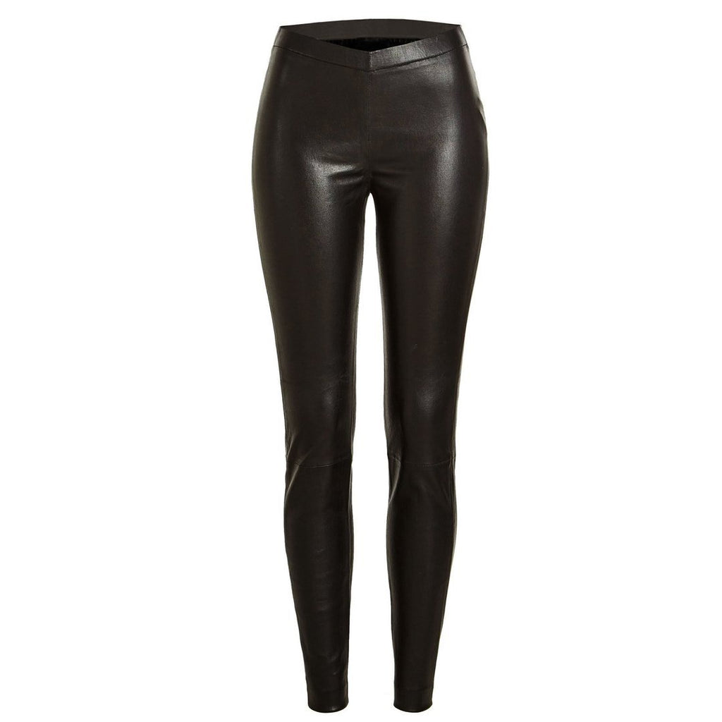 Milan Leather Legging