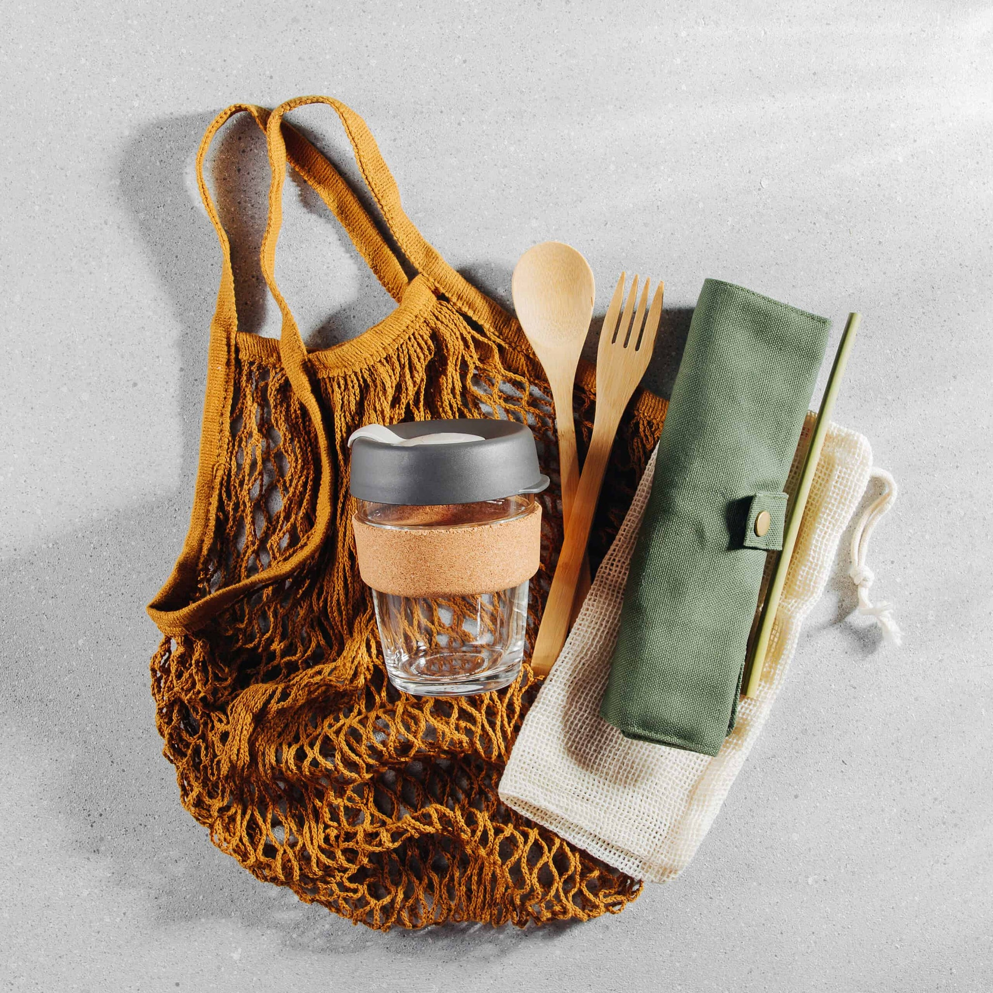 Gear up with a Zero Waste Kit