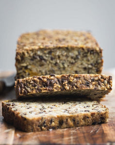 Low-Carb 3 Seed Bread