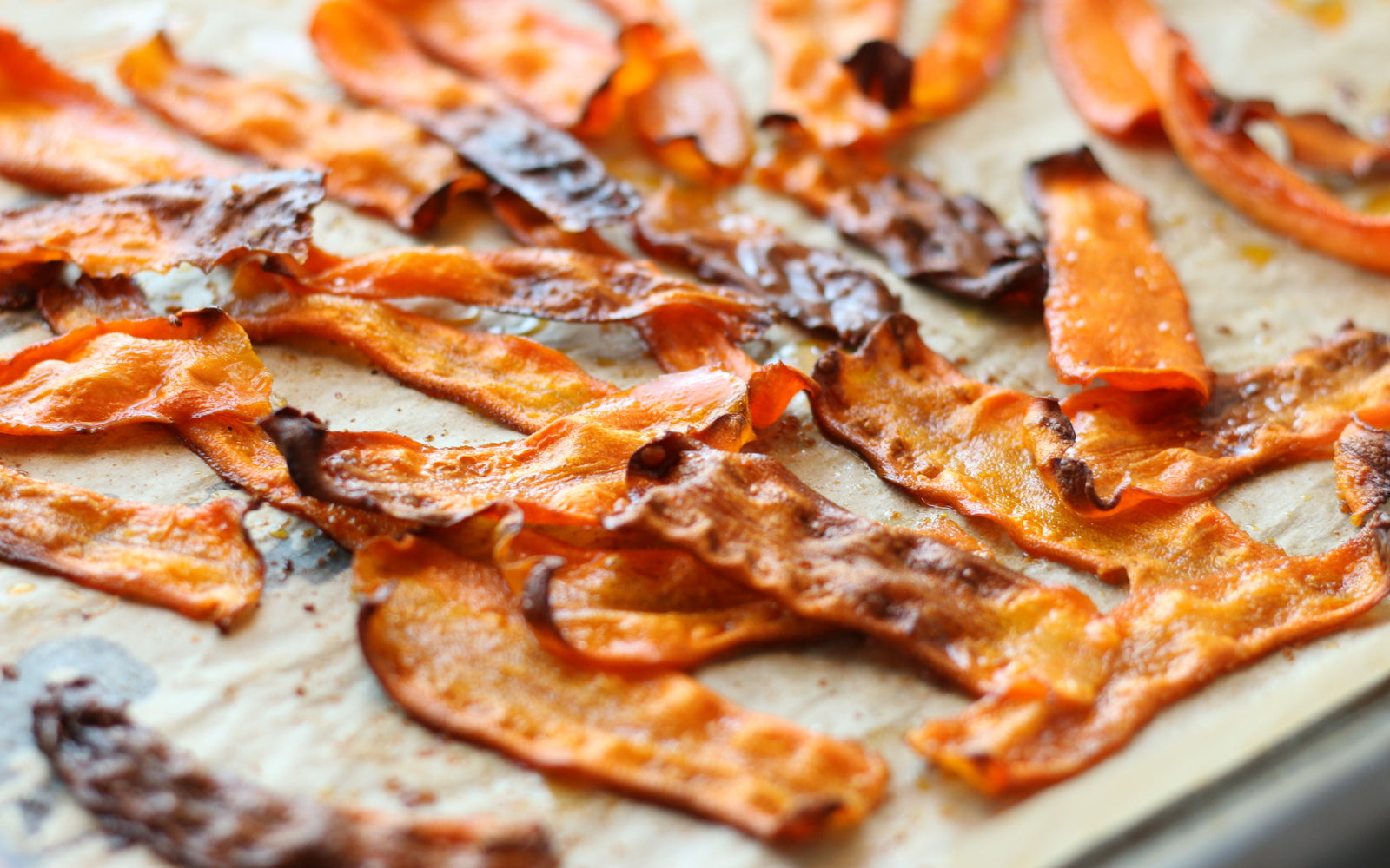 "Smoky Carrot ""Bacon"""