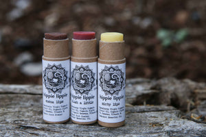 Dirty Hippie - Lip Balm, Minty Lips - Refill Nation