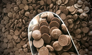 Carob buttons unsweetened - Refill Nation