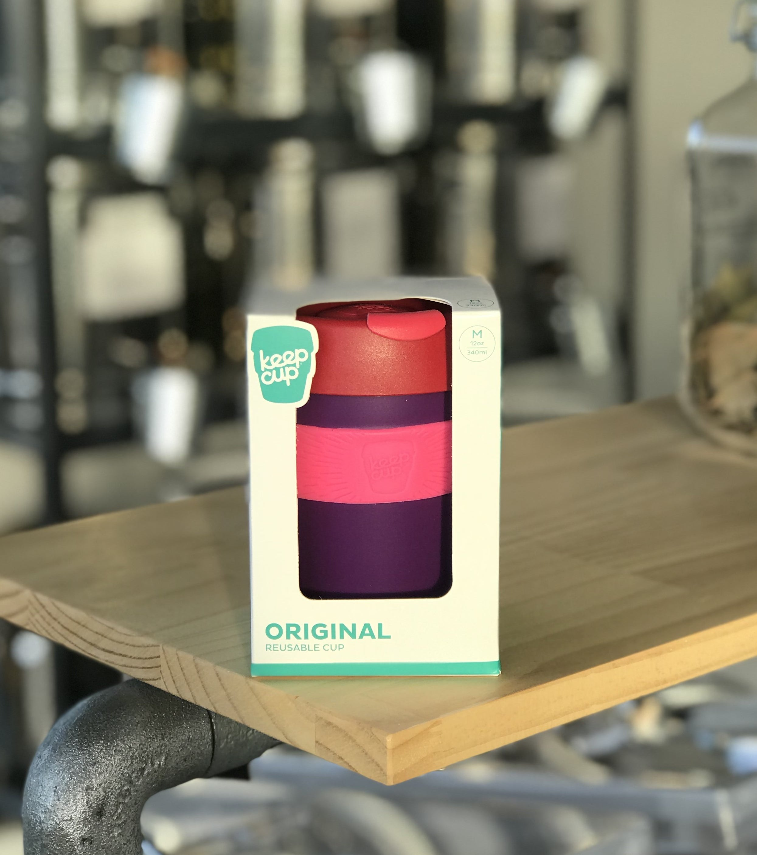 Single KeepCup Original - Medium - 12oz Hive - Refill Nation