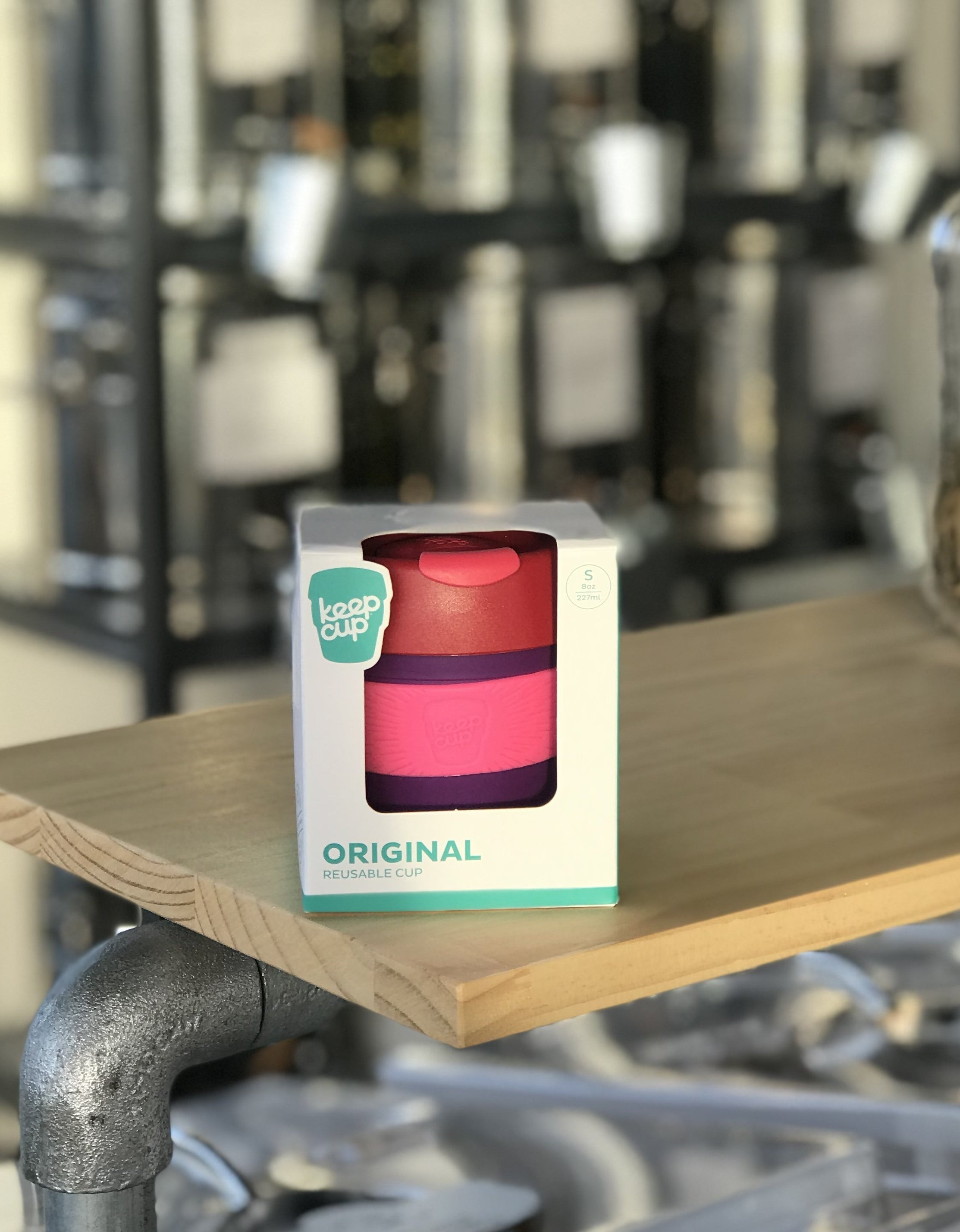 Single KeepCup Original - Small - 8oz Hive - Refill Nation