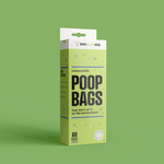 Little Green Dog Compostable Poop Bags 60 Pack - Refill Nation