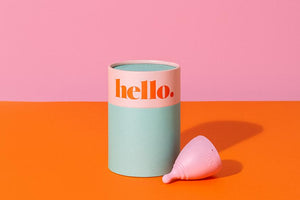 Hello Cup Double Box - S/M & M/L (Blue & Blush) - Refill Nation