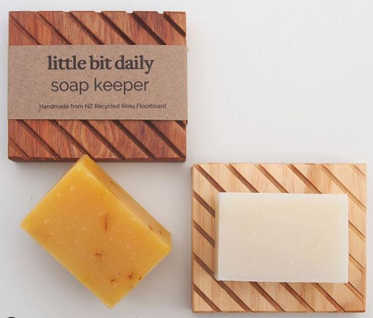 Little Bit Daily - Soap Keeper - Refill Nation