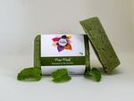 Kalla Pure Mint Shampoo Bar - Normal Hair - Refill Nation