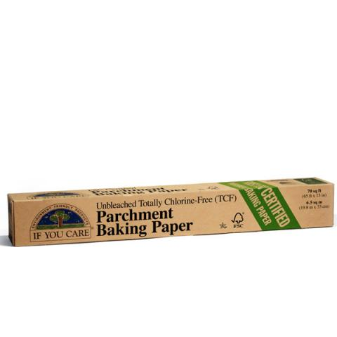 If You Care Parchment Baking Paper Roll 19.8m - Refill Nation