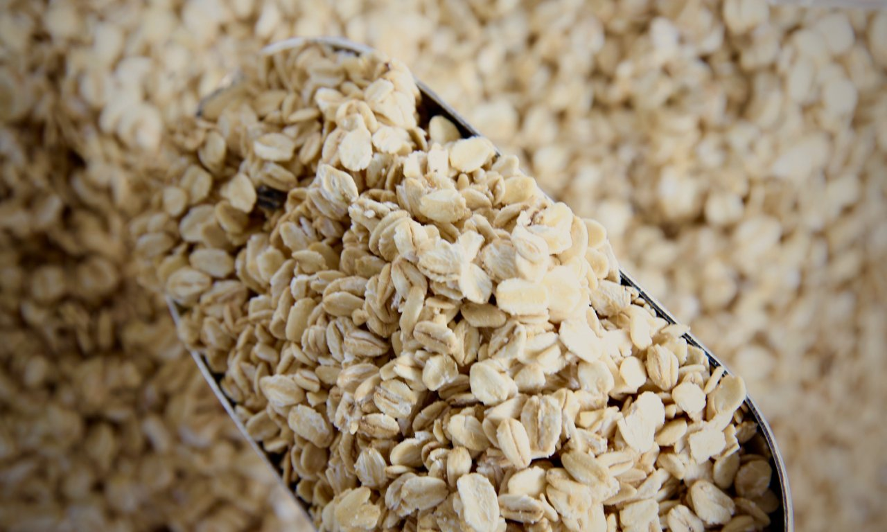 Rolled Oats, Wholegrain - Refill Nation