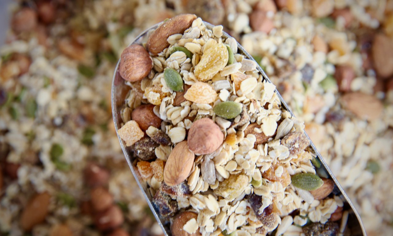 Deluxe Natural Muesli - Refill Nation