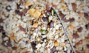 Natural Unsweetened Muesli - Refill Nation