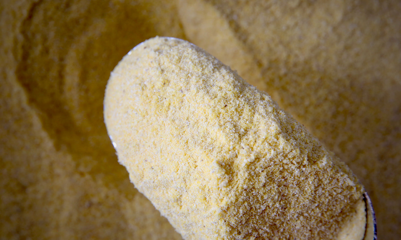 Organic Polenta Coarse - Refill Nation