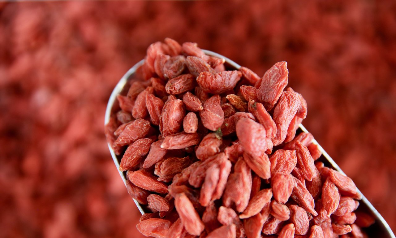 Organic Goji Berries - Refill Nation
