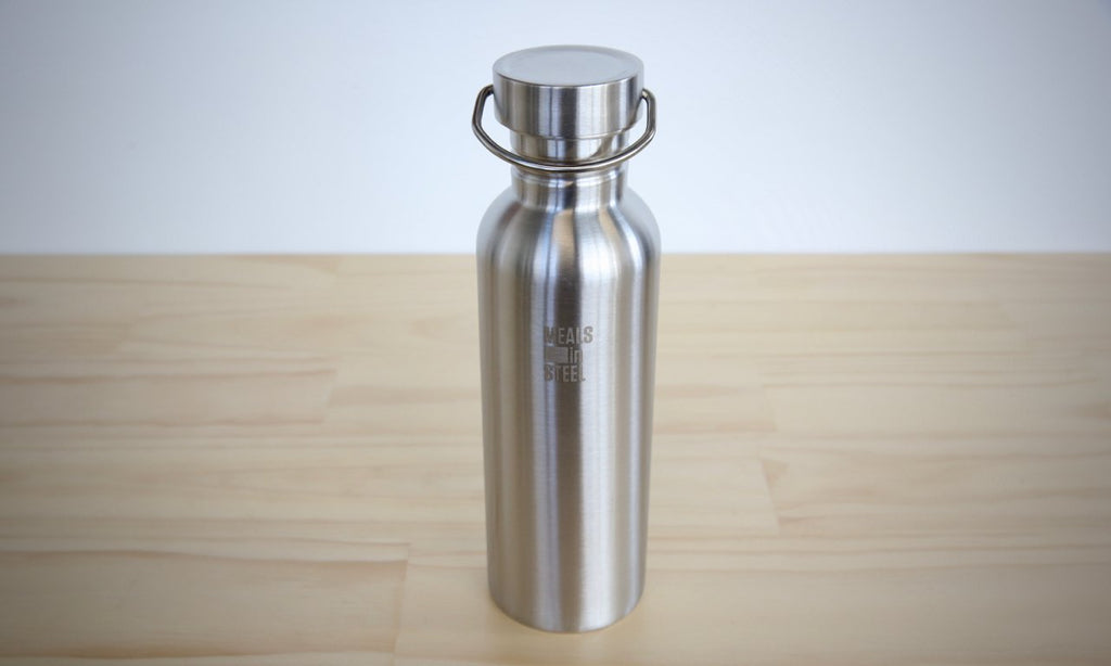 Stainless Steel Drink Bottle - Refill Nation