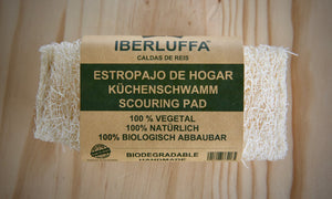 Biodegradable Scouring Pad - Refill Nation