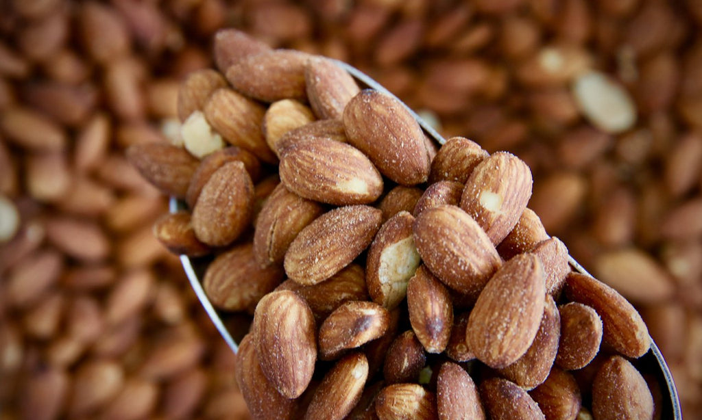 Almonds, Roasted & Salted - Refill Nation
