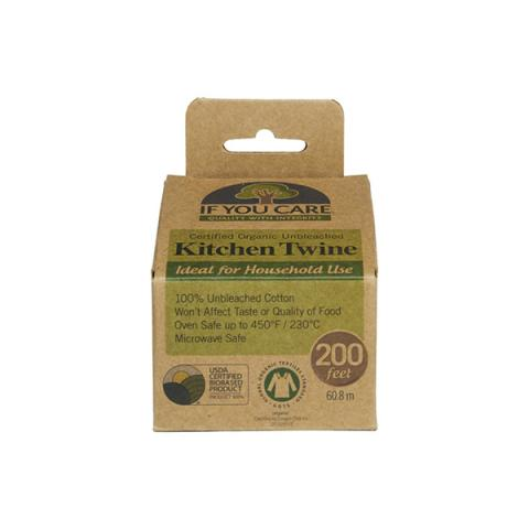 If you Care Organic Kitchen Twine - Refill Nation