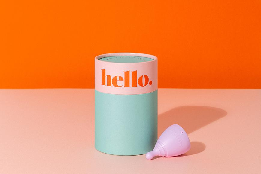 Hello Cup - XS (Lilac) - Refill Nation