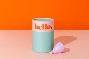 Hello Cup XS (Lilac) - Refill Nation