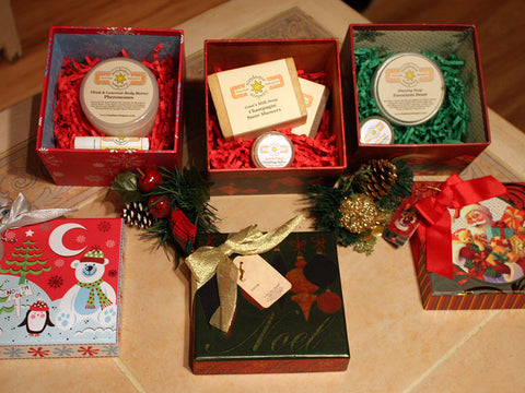 "5"" x 5"" Gift Boxes"