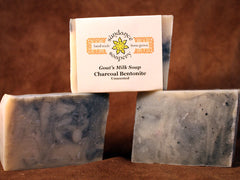 Charcoal Bentonite, Unscented