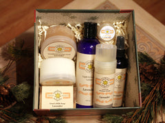 Home Spa Gift Box