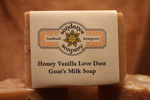 Honey Vanilla Love Dust
