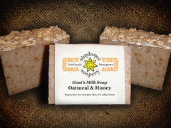 Oatmeal Honey - Vegetarian
