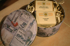 Men's Themed Gift Tin - Medium