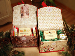 Small Flip-Top Gift Boxes