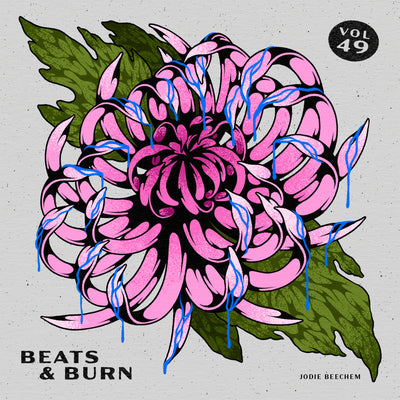 Beats & Burn: Volume 49 by artist Jodie Beechem