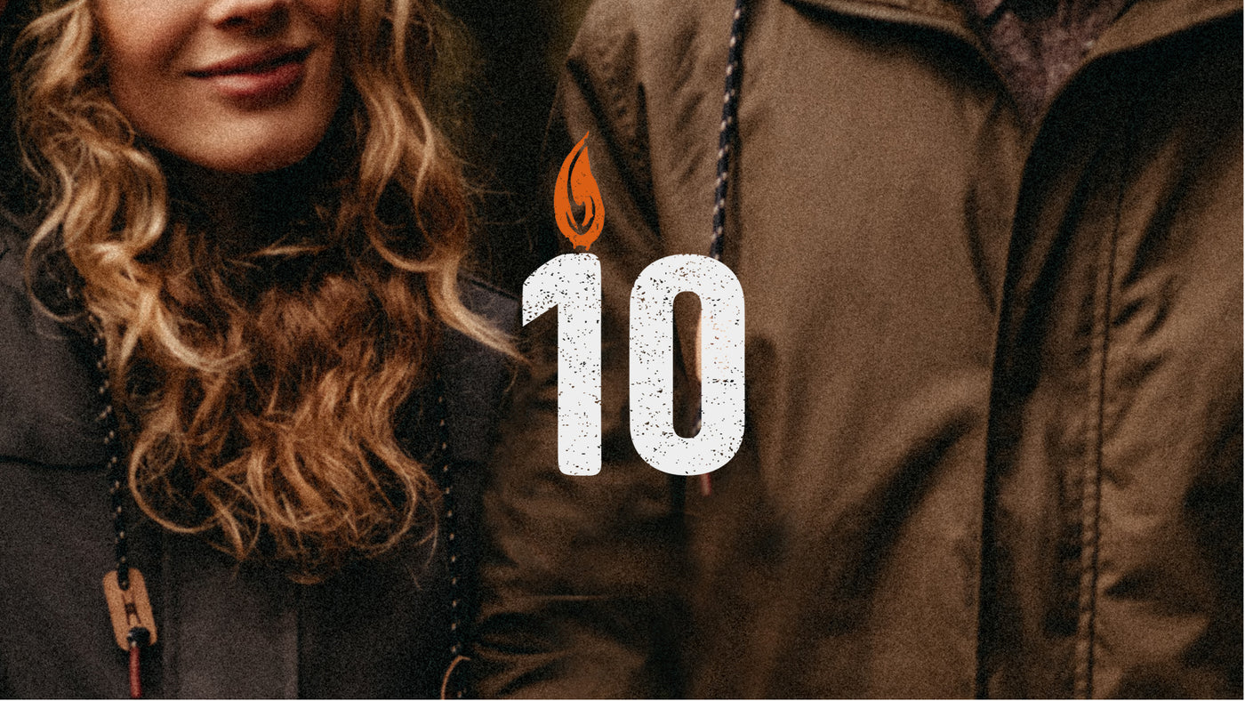 Hey Portland, Help Us Celebrate 10 Years Burning Strong!