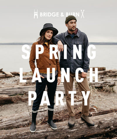Bridge & Burn's Spring '19 Launch Party