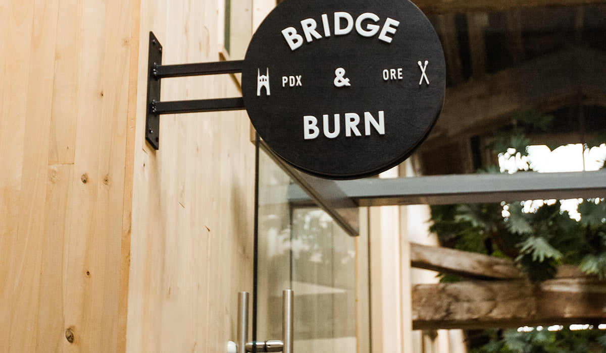 Bridge & Burn closes it's two stores in Portland and DTLA temporarily as of March 16