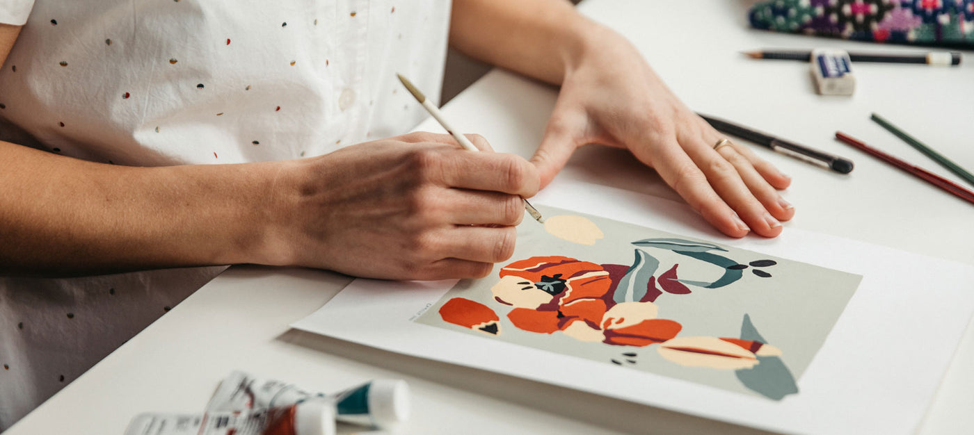 Meet the Maker: Illustrator Camille Shu