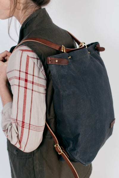 Product Spotlight: Wood&Faulk Shuttle Pack
