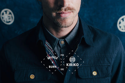 Bridge & Burn x Kiriko | Capsule Collection