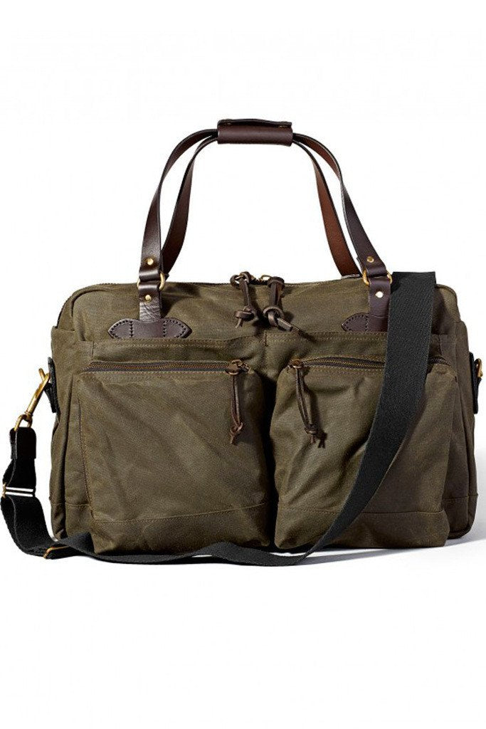 best mens leather duffle bag