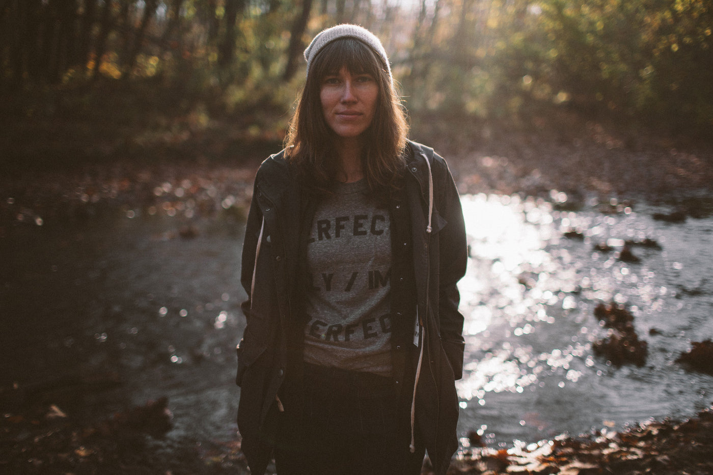 "T-Shirt Tales: ""Perfectly Imperfect"" by Birch & Pine"