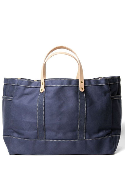 Men's Waxed Canvas Weekend Bag