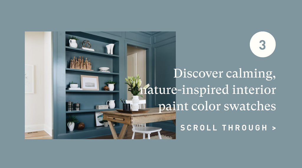 Nature-Inspired Home Interior Paint Colors