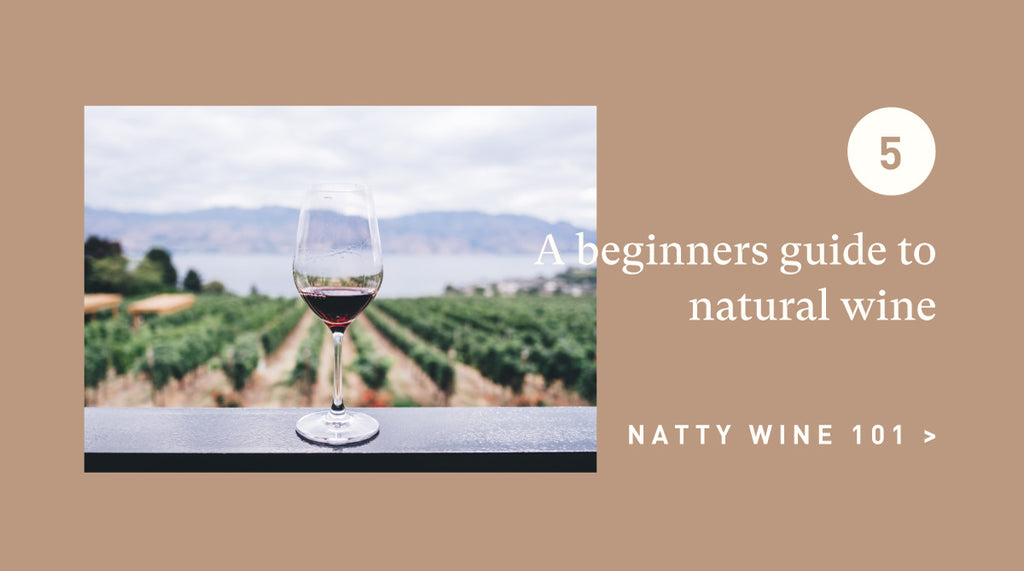 A beginners guide to natural wine