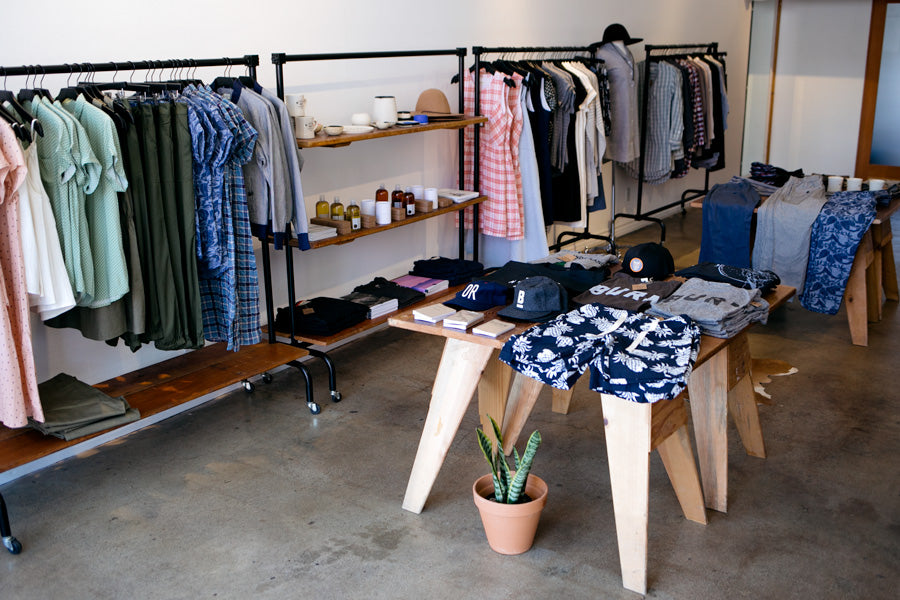 Bridge & Burn Los Angeles Pop Up - Liberty Concept Space