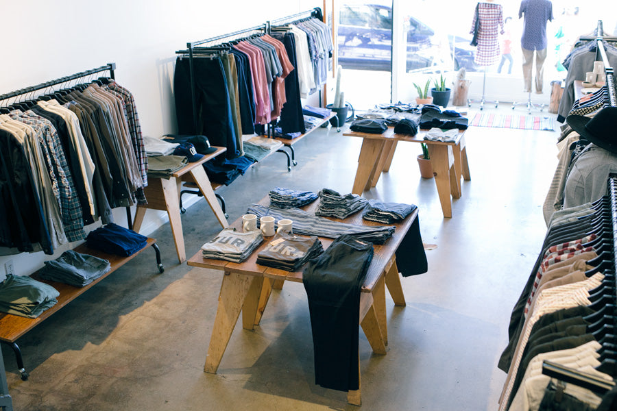 Bridge & Burn Pop Up Los Angeles