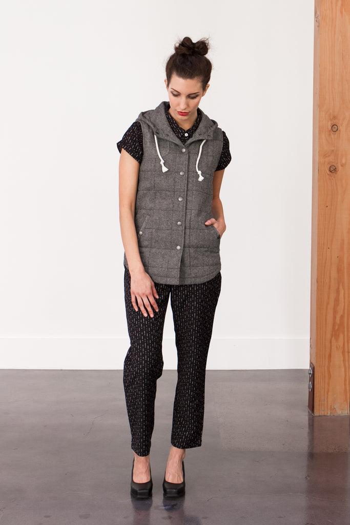 Bridge & Burn Wool Vest